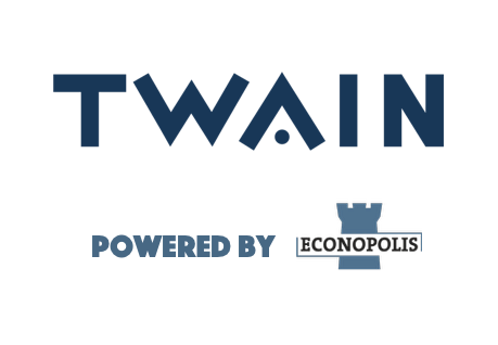 Twain powered by EP logo